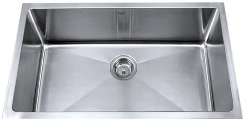 Kraus Kitchen Combo Series KHU10032KPF2160SD20 - Stainless Steel Undermount Sink