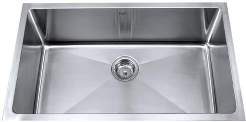 Kraus Kitchen Combo Series KHU10032KPF2160SD20 - Stainless Steel Undermount Sink