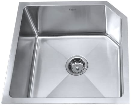 Kraus Kitchen Combo Series KHU12123KPF2110SD20 - Stainless Steel Undermount Sink