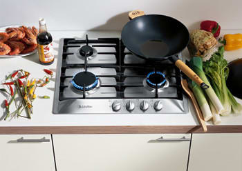 24 Inch Sealed Burner Gas Cooktop