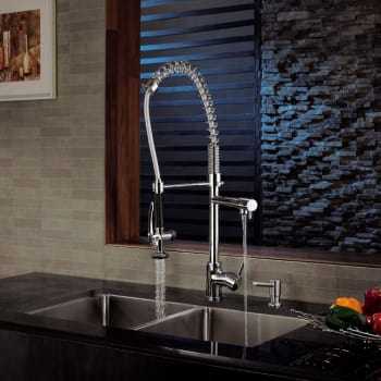 Kraus Kitchen Faucet Series KPF1600 - Featured View
