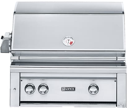 "Lynx Professional Grill Series L30ASRNG - 30"" Built-in Stainless Steel Grill"