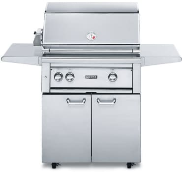 "Lynx Professional Grill Series L30ASFRLP - 56"" Freestanding Gas Grill with 2 ProSear2 Burners"