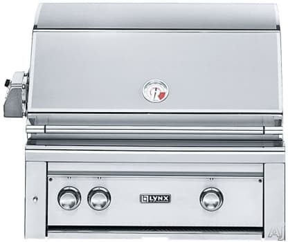 "Lynx Professional Grill Series L30PSR2NG - 30"" Built-in Gas Grill"