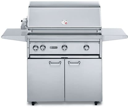 """Lynx Professional Grill Series L36PSFR2NG - 36"""" Freestanding Gas Grill"""