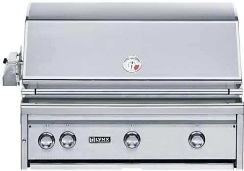 "Lynx Professional Grill Series L36PSR2NG - 36"" Built-in Gas Grill"