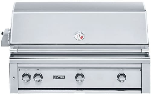 "Lynx Professional Grill Series L42PSR2NG - 42"" Built-in Gas Grill"