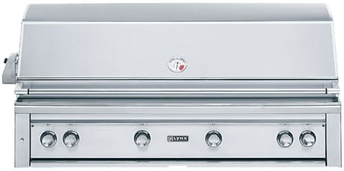 "Lynx Professional Grill Series L54PSR2 - 54"" Built-in Gas Grill"