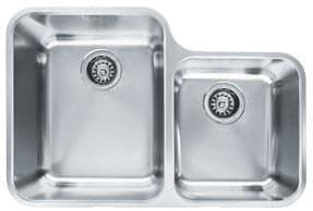 Franke Largo Series LAX16030 - Undermount Double Bowl Stainless Steel Sink