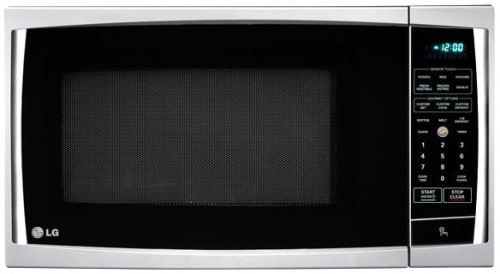 LG LCRT1510SV - Stainless Steel