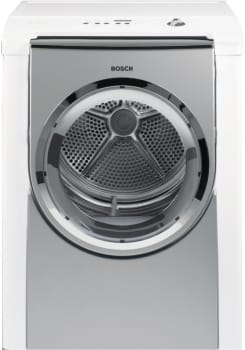 Bosch Nexxt 800 Series WTMC8321US - White and Silver