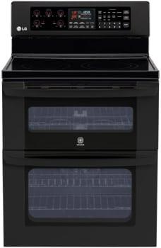 LG LDE3017SB - Smooth Black