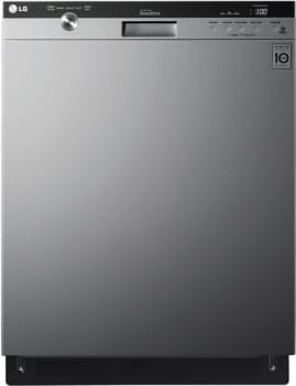 LG LDS5540ST - Stainless Steel