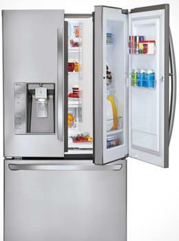 LG LFX31945ST - Door-In-Door Refrigerator