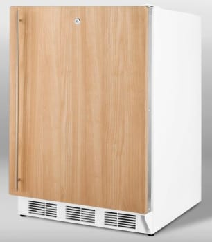 Summit Commercial Series FF7LBLADAIF - IF (White Cabinet Shown)
