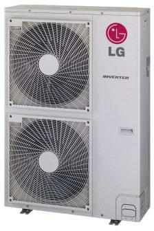 LG LMU540HV - 54,000 BTU Class Outdoor Unit