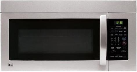 LG LMV1680ST - Stainless Steel