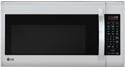 LG LMV2031ST - Stainless Front
