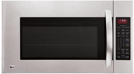 LG LMV2083 - Stainless Steel