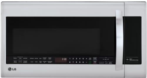 LG LMVM2033 - Stainless Front