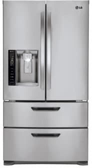 LG LMX25986 - Stainless Steel