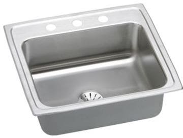 Elkay Gourmet Perfect Drain Collection Lustertone Collection LR2219PD5 - Featured View