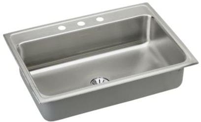Elkay Gourmet Perfect Drain Collection Lustertone Collection LR3122PD5 - Featured View