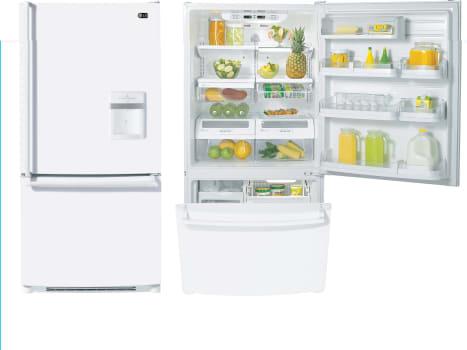 LG LRDC22743SW - Smooth White