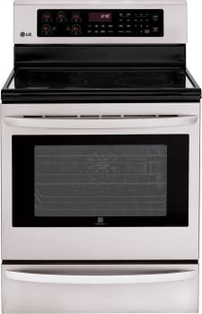 LG LRE3025ST - Stainless Steel