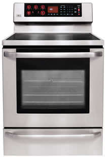 LG Kitchen Series LRE30955ST - Featured View