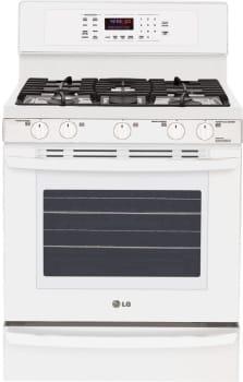 LG LRG3095SW - White