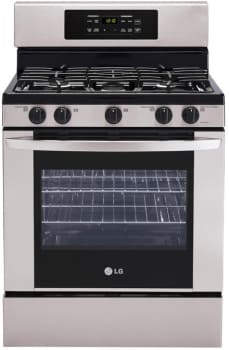 LG LRG3091ST - Stainless Steel