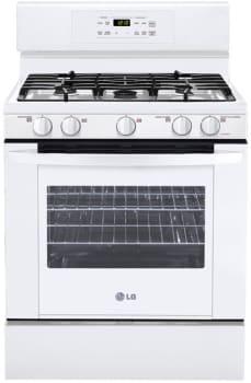 LG LRG3091SW - Smooth White
