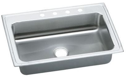 Elkay Gourmet Perfect Drain Collection Lustertone Collection LRS3322PD4 - Featured View