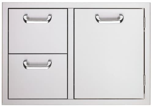 Lynx Sedona Series LSA530 - Storage Door and Double Drawer Combo