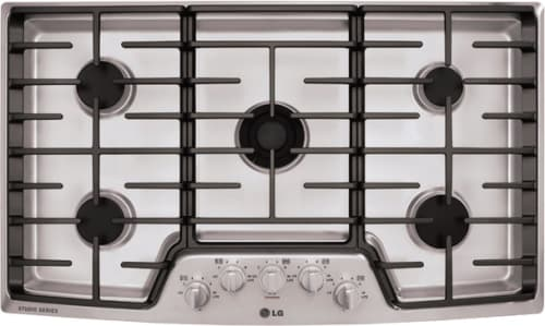 LG Studio LSCG366ST - Stainless Steel