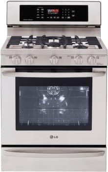 LG Studio LSRG309ST - Stainless Steel