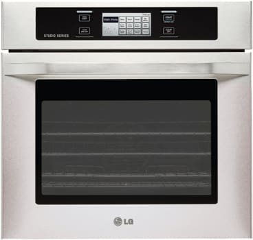 LG Studio LSWS305ST - Stainless Steel