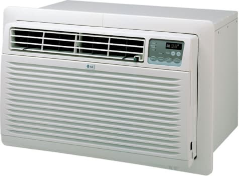 Lg Lt1430cr 13 000 Btu Through The Wall Cooling Air Conditioner With Electronic Controls 3 Cool 3 Fan Speeds 310 Cfm Air Circulation