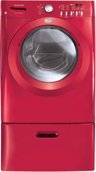Frigidaire Affinity Series FAFW3511K - Classic Red with Optional Pedestal