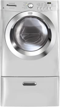 Frigidaire Affinity Series FAFW3577K - Classic Silver with Optional Pedestal