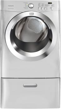 Frigidaire Affinity Series FAQG7077K - Classic Silver with Optional Pedestal