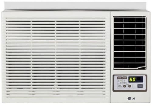 LG LW7013HR - 7,000 BTU Room Air Conditioner