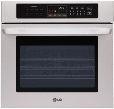 LG LWS3010ST - Featured View