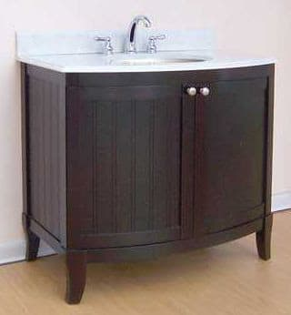 Empire Industries Malibu 100 Collection M10036 - Dark Mahogany