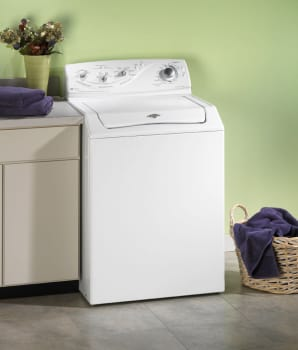 Maytag MAV9750AWW 27 Inch Atlantis Top-Loading Washer w/ 3 ...