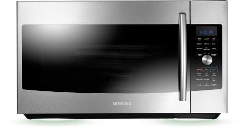 Samsung Mc17f808kdt Front View