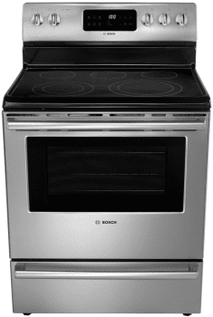 Bosch 500 DLX Series HES5L53U - Stainless Steel