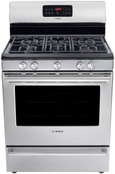 Bosch 500 DLX Series HGS5L53UC - Stainless Steel