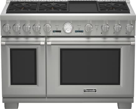 Thermador Pro Grand Professional Series PRX486JDG - Pro Grand Gas Range